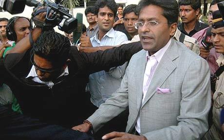 Corruption scams in India lalit-modi-ipl-scam-corruption