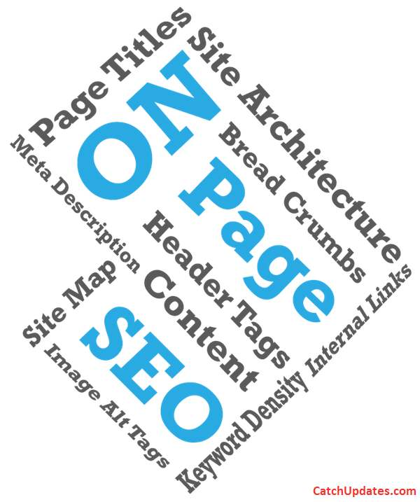 on page seo techniques