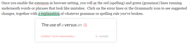 Grammarly Review 1