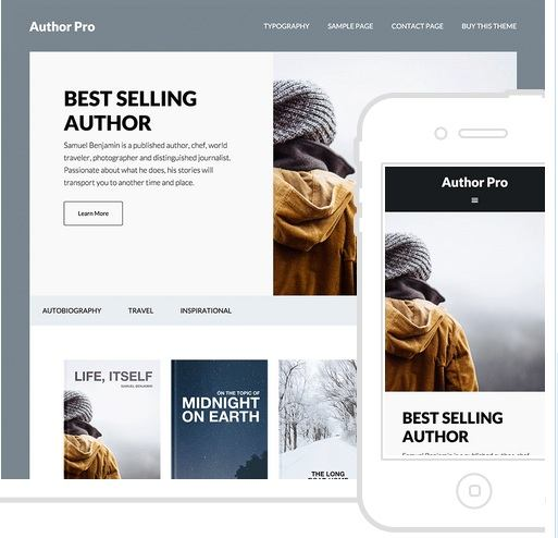 Author Pro Theme - Best Genesis Child Themes