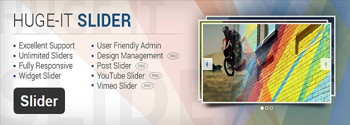 huge it slider- Best slider plugins