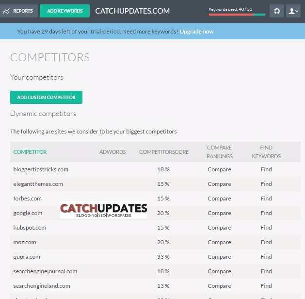 tiny ranker review competitors-analysis