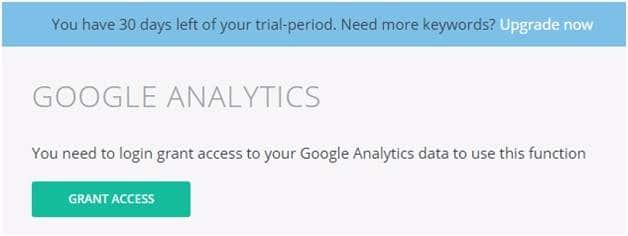 tiny ranker review google analytics