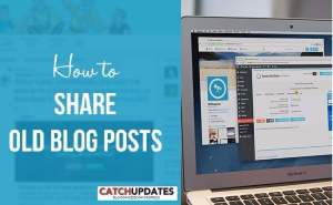 Revive Old Post Plugin - Share Old blog Posts