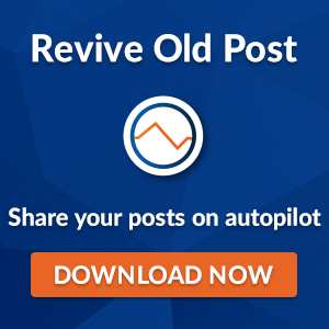 Revive Old Post Plugin