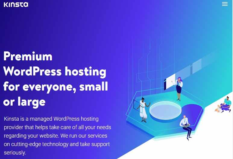 Kinsta Best WordPress Hosting Provider