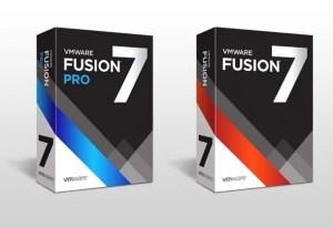 VMware Fusion 7 キタ!