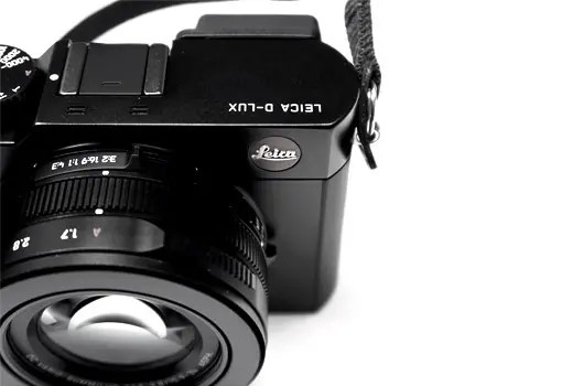 Leica D-LUX (Typ 109) 買ったった♪