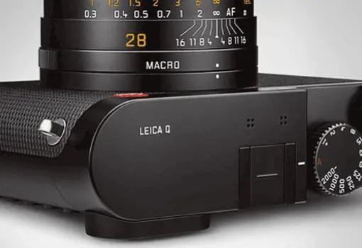 Leica Q というフルサイズコンデジ
