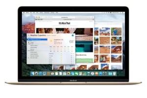 OS X El Capitan 10.11.2 アップデートキタ!