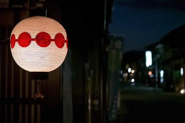 通り抜けるだけの上七軒夜徘徊物語