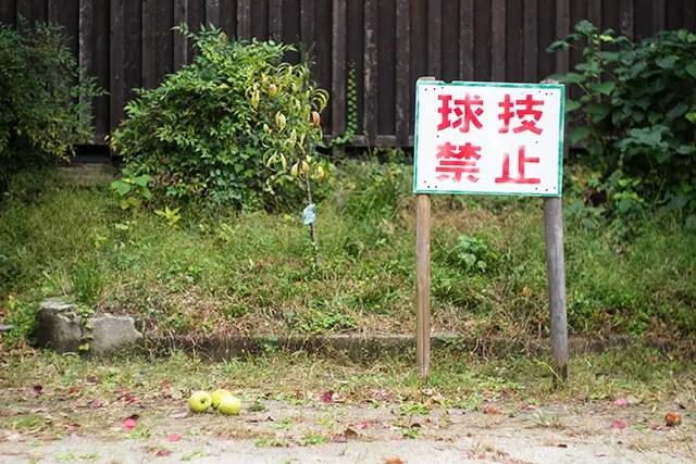 球技禁止公園は現代日本を象徴している