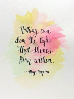 shine from within, lessons learned from cognitive behavioural therapy