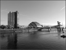 Armadillo on the Clyde