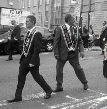 Orange Walk, West Regent St, Glasgow