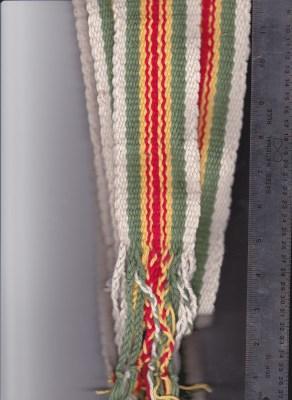 Vietnam Veteran's Sash