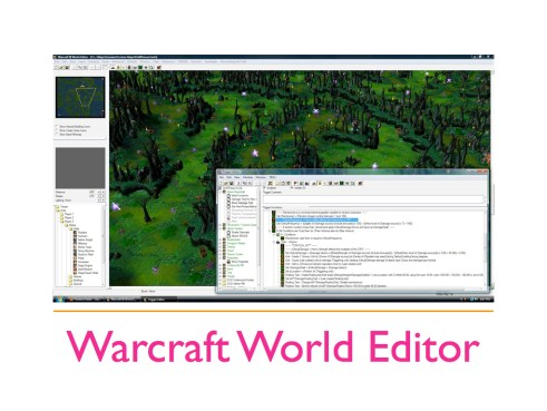 Warcraft World Editor