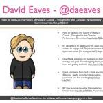 David Eaves - @daeaves