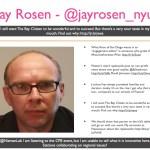 Jay Rosen - @jayrosen_nyu