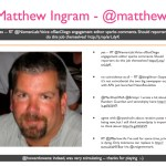Matthew Ingram - @matthewi