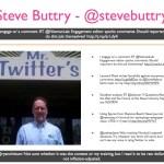 Steve Buttry - @stevebuttry