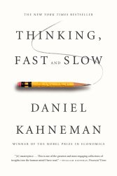 thinking fast and slow cover