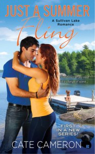 Just a Summer Fling Cover