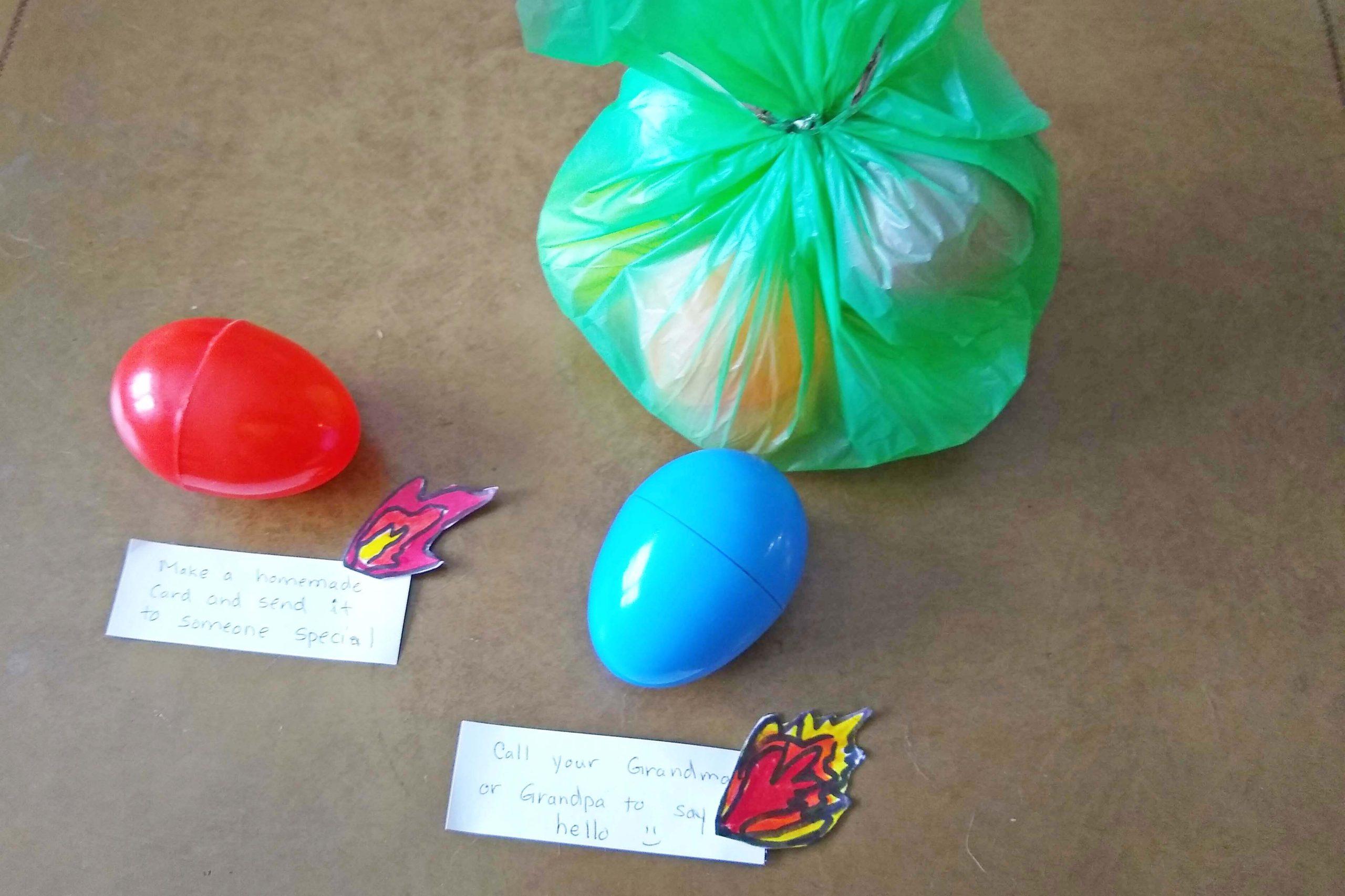 Pentecost Eggs