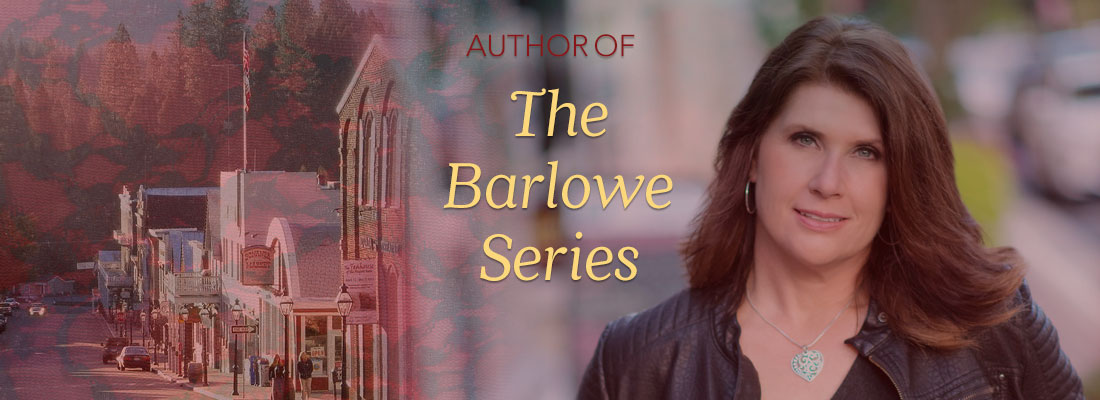 Author of the Barlowe Series