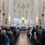 Catedral celebrou Missa pelos Dizimistas