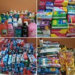 Campanha de Natal arrecadou centenas de produtos de higiene para os jovens da Fazenda da Esperança