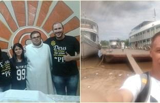 Ano Pastoral: Seminaristas partilham experiências
