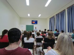 Formação Bíblica: Primeiro encontro reuniu dezenas de pessoas