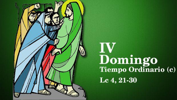 IV Domingo del Tiempo Ordinario (c)