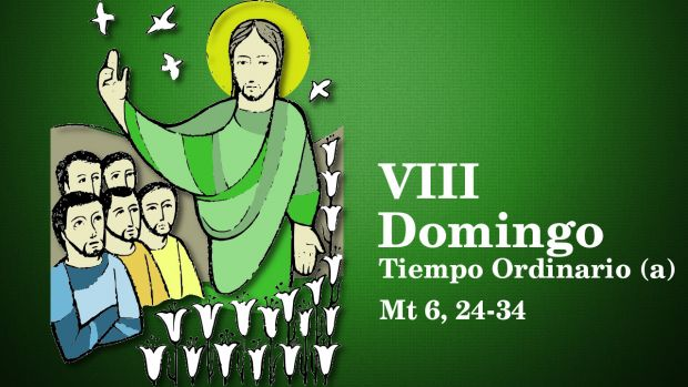 VIII Domingo del Tiempo Ordinario (A)