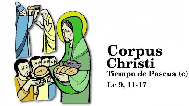 Solemnidad del Cuerpo y la Sangre de Cristo (Corpus Christi) (C)