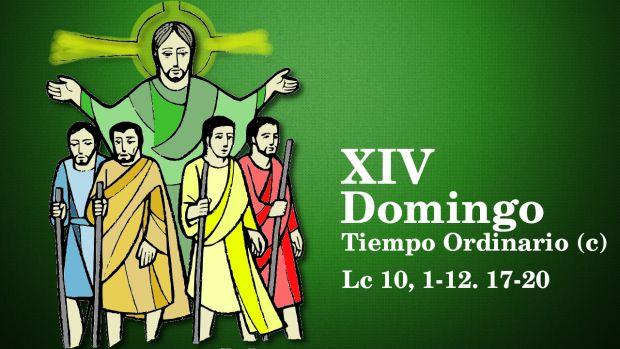 XIV Domingo del Tiempo Ordinario (C)