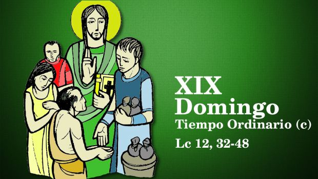XIX Domingo del Tiempo Ordinario (C)