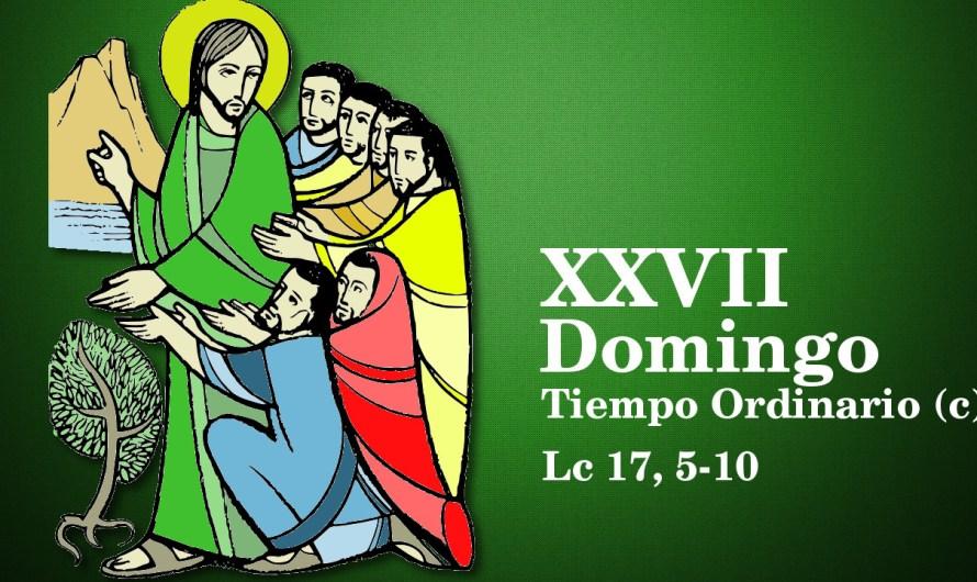 XXVII Domingo del Tiempo Ordinario (C)