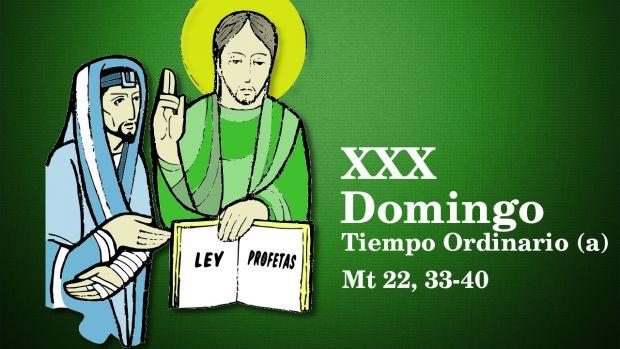 XXX Domingo del Tiempo Ordinario (A)