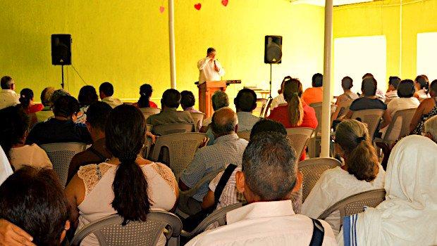 Asambleas Parroquiales de Pastoral: Catedral diocesana