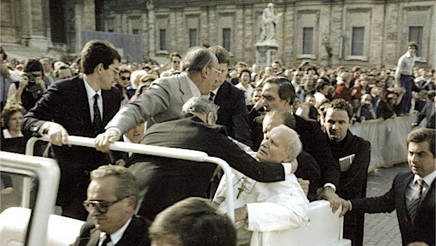 Atentado Juan Pablo II - Intercesión de la Virgen de Fátima