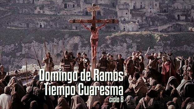 Domingo de Ramos (B)