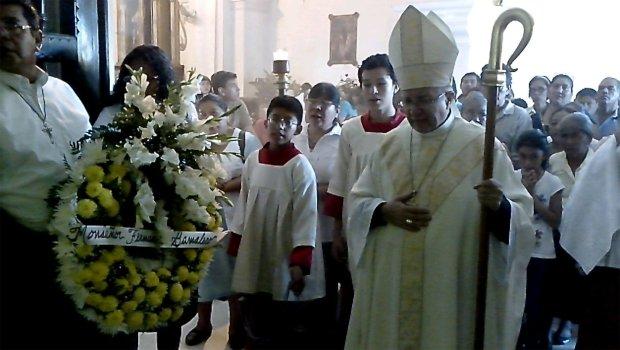 Fieles Difuntos - Monseñor Palma