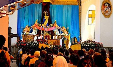 Fiesta Patronal Inmaculada Concepción 2019