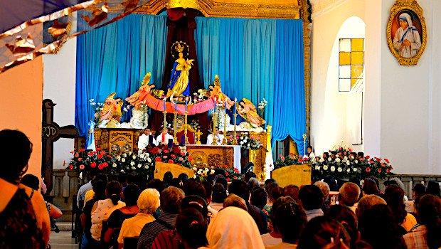 Fiesta patronal: La Inmaculada Concepción de María