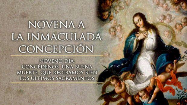 Día 9 – Novena a la Inmaculada Concepción de María