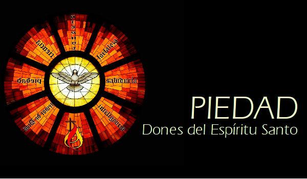 Dones del Espíritu Santo: Piedad