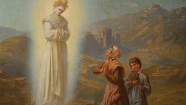 Virgen de La Salette – Antillas