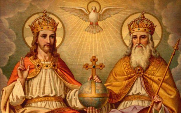 Homilía Solemnidad de la Santísima Trinidad